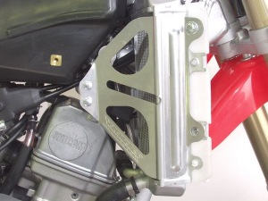 Výztuhy chladičů WorksConnection Radiator Braces Honda CRF150 07-20