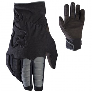 Zateplené rukavice FOX Forge Cw Glove Black