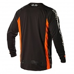Pánský dres TroyLeeDesigns SE Corse Jersey Black Orange 2015