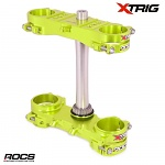Kompletní brýle XTRIG ROCS TECH Triple Clamps Suzuki RMZ250 16-18 RMZ450 13-17 Yellow