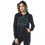 Dámská mikina FOX Girls Specific Zip Hoody Black
