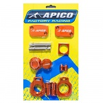 Tuningový set APICO Factory Bling Pack KTM SXF SX 14-.. Orange