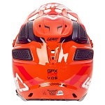 MX helma Leatt GPX 5.5 Composite Orange Black Red