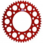 Rozeta Renthal UltraLite Chainwheels Red 154U520 Honda CR / CRF, BETA