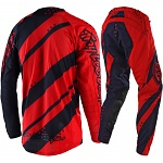 MX komplet TroyLeeDesigns SE AIR Shadow Red Navy 2018