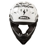 MX helma BELL Moto-9 MIPS Fasthouse Black White 2018