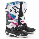 Boty na motokros Alpinestars TECH 10 Boot Vison Limited Edition