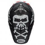 MX helma BELL Moto-9 Carbon FLEX Fasthouse WRWF Black White Red 2019