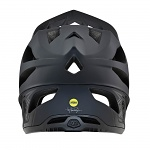 Enduro helma TroyLeeDesigns Stage Stealth Helmet Black 2019