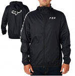 Pánská bunda FOX Attacker Windbreaker Jacket Black
