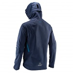 Nepromokavá bunda na kolo Leatt DBX 5.0 All-Mountain Jacket Ink 2019