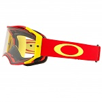 MX brýle Oakley Airbrake MX Red Yellow