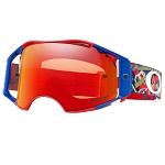 MX brýle Oakley Airbrake Prizm MX Camo Vine Jungle RWB Torch Goggle