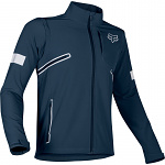 Enduro bunda FOX Legion Softshell Jacket Navy 2020