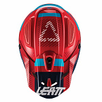 MX helma Leatt GPX 4.5 V19.2 Red Ink 2019