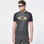 Pánský dres na kolo Oakley MTB SS Tech Tee New Dark Brush 2020