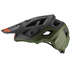 MTB helma LEATT DBX 3.0 All-Mountain Helmet Forest