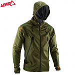 Bunda na kolo Leatt DBX 4.0 All-Mountain Jacket Forest 2020