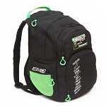Batoh BudRacing BackPack Team Black Green