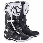 Boty na motokros Alpinestars TECH 10 Black White 2021