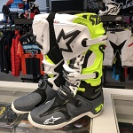 Boty na motokros Alpinestars TECH 10 Boot Angel Limited Edition