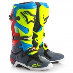 Boty na motokros Alpinestars TECH 10 Boot Union Limited Edition