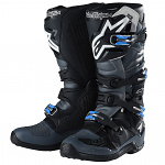 Boty na motokros Alpinestars TECH 7 Boot TroyLeeDesigns Black Grey