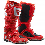 Boty na motokros enduro Gaerne SG12 Boots Solid Red 2021