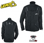 Enduro bunda Leatt Adventure PRO Jacket Black