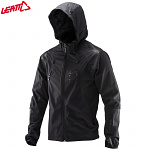 Nepromokavá bunda na kolo Leatt DBX 4.0 All-Mountain Jacket Black 2020
