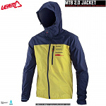 Bunda na kolo Leatt MTB 2.0 Jacket Sand 2021