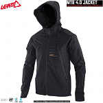 Bunda na kolo Leatt MTB 4.0 Jacket Black 2021