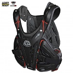 Chránič hrudi TroyLeeDesigns CP5900 Chest Protector Black