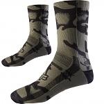 Cyklo ponožky FOX 8 quot  Print Trail Sock Camo 2018 b4cef6a2b9