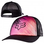 Dámská čepice FOX Hyped Trucker Hat Black