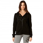Dámská mikina FOX Girls Certain Zip Hoody Black