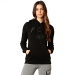 Dámská mikina FOX Girls District Pullover Hoody Black