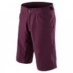 Dámské kraťasy na kolo TroyLeeDesigns Womens Mischief Short Shell Deep Fig 2020