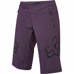 Dámské MTB kraťasy FOX Womens Defend Short Dark Purple 2020