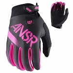 7a2dd8283e Dámské rukavice ANSWER Syncron WMX Glove Black Pink 2017