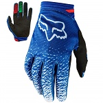Dámské rukavice FOX Womens Dirtpaw Glove Blue 2018