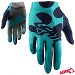 Dámské rukavice na kolo Leatt DBX 1.0 GripR Glove Womens Mint 2020