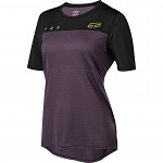 Dámský MTB dres FOX Womens Flexair SS Jersey Dark Purple 2020