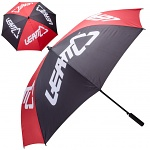 Deštník Leatt Umbrella Black Red White