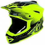 Dětská bmx helma FLY Default Helmet Youth Hi-Vis Yellow Black 2020