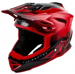 Dětská bmx helma FLY Default Helmet Youth Red Black 2019