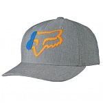 Dětská čepice FOX Youth Zerio 110 SnapBack Hat Heather Grey