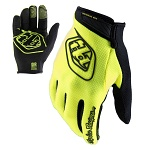 Dětské rukavice TroyLeeDesigns AIR Glove Yellow Flo 2016