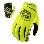 Dětské rukavice TroyLeeDesigns AIR Glove Flo Yellow 2017