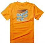 Dětské tričko FOX Youth Home Bound Tshirt Orange